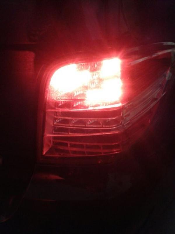 Mercedes Benz ML W164 Led Heckleuchte Rücklicht in Germersheim ...