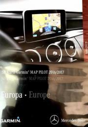 Mercedes Garmin Map