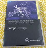 Mercedes Navigations-Update
