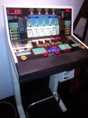 cartoon merkel spielautomat