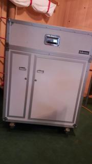 messeküche, kitcase, kofferküche in bottendorf - haushaltsgeräte ... - Messe Küche