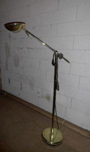 Messing - Standlampe