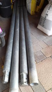 Metallrohre verzinkt