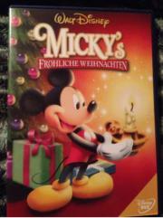 Mickys fröhliche Weihnachten DVD
