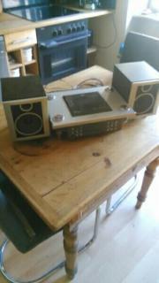 stereoanlagen t rme in eppelborn gebraucht kaufen. Black Bedroom Furniture Sets. Home Design Ideas