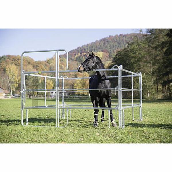 mobile Schnellbau Panelboxen für Stall
