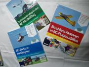 Modellflugzeug - 3 Fachbücher