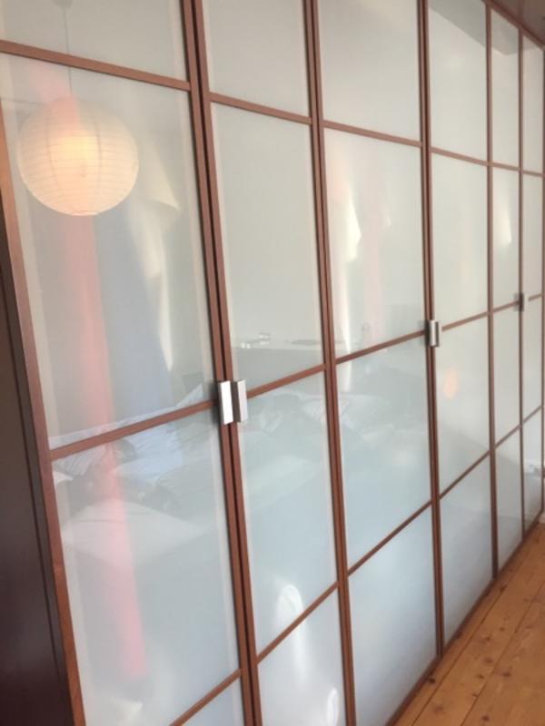 moderne gardinen f r schlafzimmer gebraucht kaufen nur 4. Black Bedroom Furniture Sets. Home Design Ideas