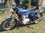 Motorrad Oldtimer Honda
