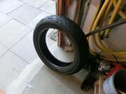 Motorrad Reifen 160/