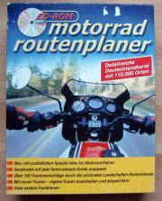 Motorrad Routenplaner Deutschland