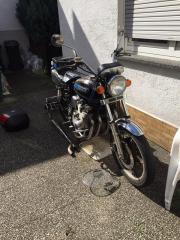 Motorrad Suzuki GS