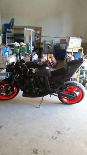 Motorrad Suzuki GSX