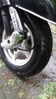 Motorroller, 49 ccm