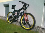 Mountainbike Fully VOTEC -