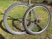 MTB Laufradsatz 26