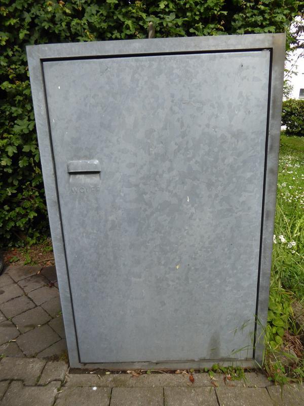 Neu Mülltonnen-Box aus Beton in Eppelheim - Sonstiges für den Garten  MZ74