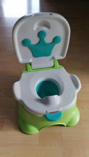 Musik Toilette für die kleinen