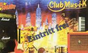 Musikclub sucht Gesang