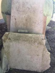 Natursteinplatten gegen Abholung