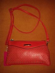NEU - Leder-Handtasche