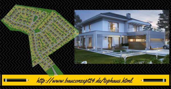 Neubau 109 Einfamilienhäusern » 1-Familien-Häuser
