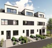 Neubau-Reihenmittelhaus in