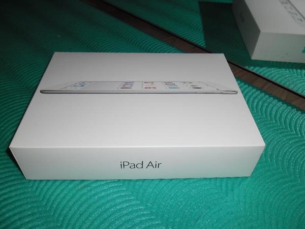 Neue iPad Air Wi-Fi ohne