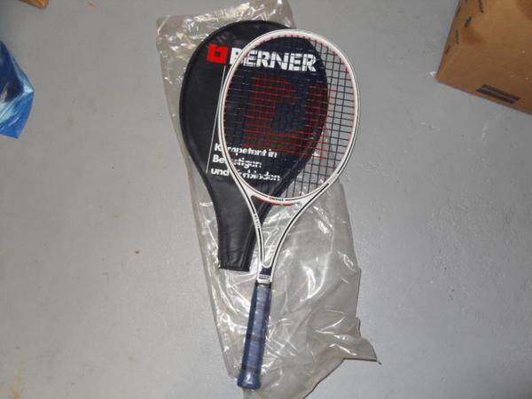 Neuer Tennisschläger