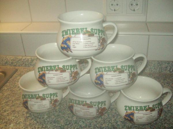 neues BELACONA Suppenschüsselset 6 teilig