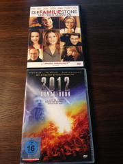 Neuwertige diverse DVDs