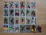 Ninjago Trading Cards