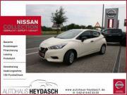 Nissan Micra Visia Plus Tageszulassung