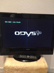 ODYS DVBT FERNSEHER/