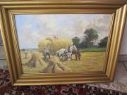 Ölbild von berühmten Kunstmaler