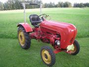 Oldtimer Traktor, Porsche