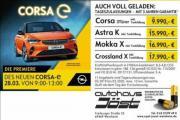 Opel Astra ST 1 2L