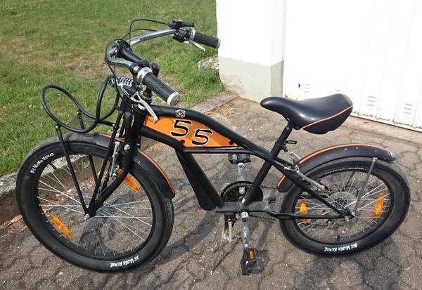 wilde kerle fahrrad