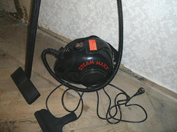 Original Steam Maxx Dampf Reiniger