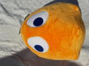 Packman oranger Geist