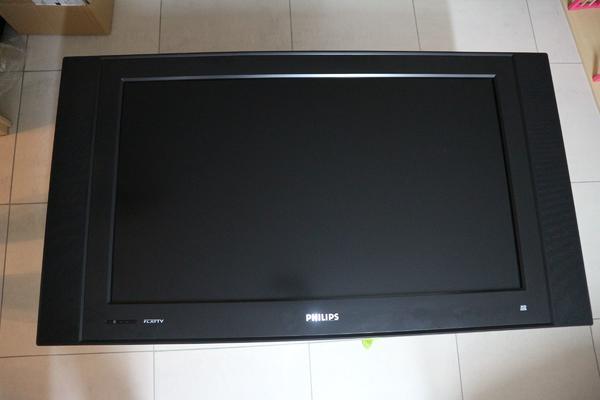 Philips Flat TV, Flachbilschirm 37 Zoll - Philippsburg Huttenheim - Wie bieten hier ein 37 Zoll Flat TV Gerät mit 94 cm Bildschirmdiagonale.Mit Fernbedienung. Ohne Füße. Funktioniert einwandfrei.Details finden Sie unter:http://www.philips.de/c-p/37PF3321_10/37-zoll-lcd-94-cm-hd-ready#see-all-b - Philippsburg Huttenheim