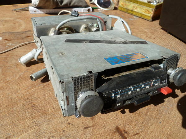 Philips turnolock Autoradio Cassette oder