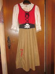 Piratenkleid