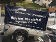 PKW-Anhänger günstig MIETEN in Liechtenstein