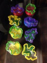 Plastilin Spielzeug Formen 8 Stück