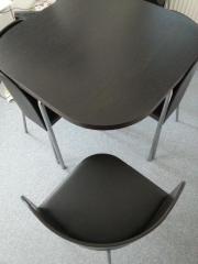platzsparender esstisch stuehle haushalt m bel gebraucht und neu kaufen. Black Bedroom Furniture Sets. Home Design Ideas