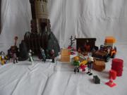 Playmobil-Einzelteile: Burgteile,