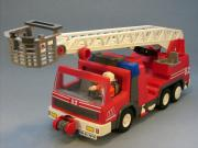 Playmobil Feuerwehr LKW 3879 neuwertig