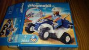 Playmobil Polizeiquad 3655