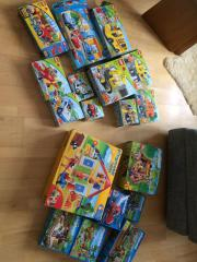 Playmobil und Lego-